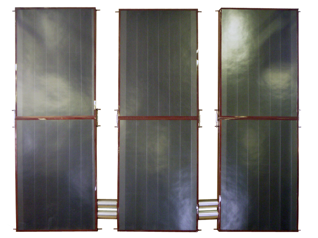 MSH Solar Heating Panels