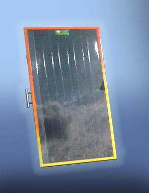 window solar air heating