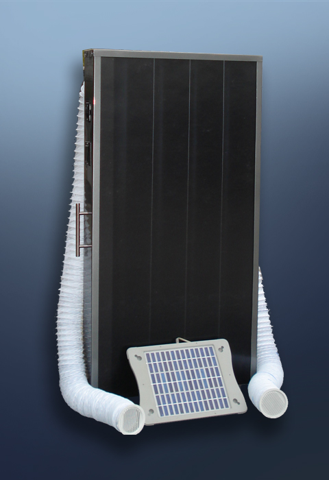 rv solar air heater